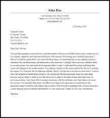 What Is A Letter Of Introduction For Substitute Teaching Enchanting Letter Of Introduction Teacher
