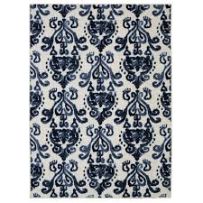 Small Picture Mohawk Home Bali Denim 5 ft x 8 ft Area Rug 477974 The Home Depot