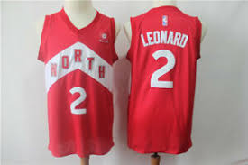 New Leonard Jersey Raptors Season Xxl - Size 2 Basketball Red Toronto Kawhi About Details S