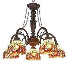 blown glass chandelier artist brown glass chandelier style 5 light dark bronze art glass chandelier brown