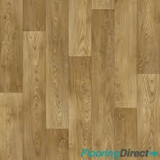details about 4 5mm thick quality vinyl flooring cushion floor medium oak non slip lino 3m