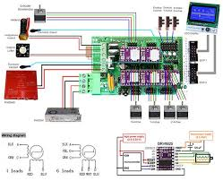 ramps 1 4 3d printer controller 5pcs drv8825 driver with heat sink ramps 1.4 wiring guide at Reprap Wiring Diagram