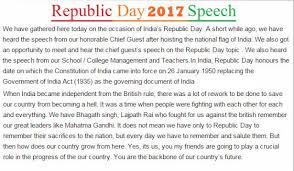 republic day speech essay poems slogans students kids republic day speech essay poems slogans in english
