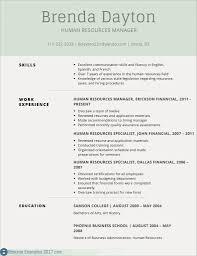 Libreoffice 5 Resume Templates Elegant Image Resume Template