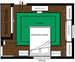 Good Big Master Bedroom Layout Ideas For Square Rooms