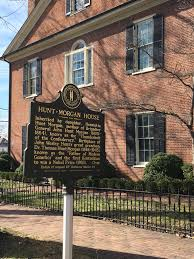 "Vaillancourt Lab on Twitter: ""Hunt-Morgan house, birthplace of Thomas  Hunt-Morgan, in Lexington KY.… """