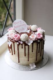 Simple Anniversary Cake Decorating Ideas Birthday Cakes Pinterest
