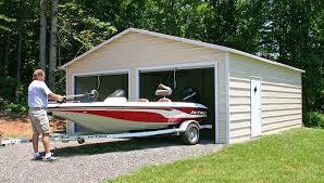 boat storage buildings metal garages