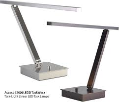 modern task lamp. Delighful Modern Access 72006LEDD TaskWerx TaskLight Linear LED Task Lamp To Modern