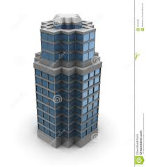 3d city building 3d vector office building abstract 3d office building