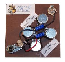 bcs guitars wiring upgrade for sg guitars bcs custom guitars vsgk 1