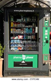 Vending Machine Italy Awesome Vending Machine For Condom Stock Photo 48 Alamy