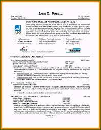 Quality Assurance Resume Template Stunning 12 13 Qa Resume