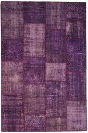 Purple Living Room Rugs The Orient Bazaar Purple Rugs Over Dyed Patchwork Rugs Retro