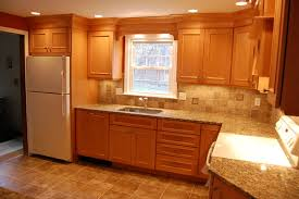 kitchen cabinets with granite countertops: