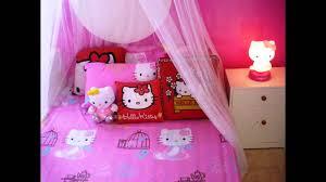 Marvelous Hello Kitty Bedroom Set