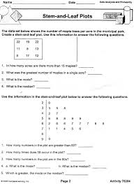 Stem and Leaf Plot Worksheet   Problems   Solutions also  together with Stem and Leaf Plot   Math TutorVista likewise  further Stem and Leaf Plot Worksheet   STEM Sheets further Math 7 Worksheets   Math With Mr  Bugbee furthermore  in addition Stem and Leaf Plots Worksheets   Reading and Writing Plots likewise Stem And Leaf Plot Worksheet Teaching Resources   Teachers Pay additionally stem and leaf plot template   28 images   stem and leaf plot moreover Stem and Leaf Plot. on stem and leaf plot worksheet