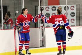 We have the dream team here': Hilary Knight discusses Les Canadiennes and  new teammate Marie-Philip Poulin - Eyes On The Prize