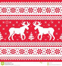Christmas Pattern Sweater Cool Inspiration Ideas