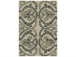 dynamic rugs treasure ii rectangular beige area rug