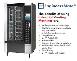 Benefits Of Vending Machines Custom Industrial Vending Machines