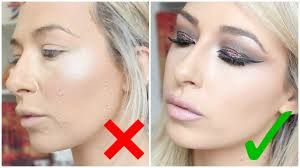 makeup mishap how to avoid cakey and heavy looking makeup dramaticmac you