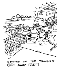 Watch as we color in trains in this coloring pages games for kids! Freight Train Coloring Pages Coloring Home