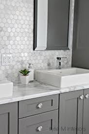 white bathroom cabinets with dark countertops. a marble inspired ensuite bathroom (budget friendly too!) redo laminate cabinetslaminate cabinet makeoverwhite countertopslaminate white cabinets with dark countertops