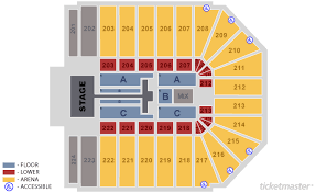 Abbotsford Centre Seating Chart Chris Tomlin Holy Roar Tour Merchandise Volunteers