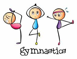 Image result for gymnastics cartoon
