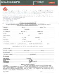 basic personal information form personal contact information form template