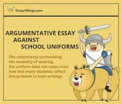 arguments against school uniforms essay  arguments against school uniforms essay