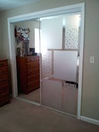used adhesive free window frosting to cover up mirrored sliding closet doors frosted glass hinged wardrobe doors frosted glass wardrobe doors melbourne