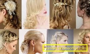 Svatební účes Pro Střední Vlasy Se Závojem A Diadem ženský časopis