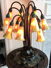 here for more pictures of the lily lamp