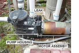 pool pump leaking at housing.  Housing In Pool Pump Leaking At Housing INYOPoolscom