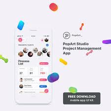 Free Download Mobile App Ui Kit