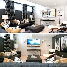 Basement Finishing Design Cool Basement Room Ideas Traditional Contemporary Finished Basement