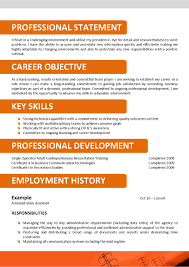 Awesome Collection Of Sample Resume For Call Center Agent Without