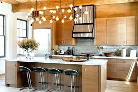 chandeliers small kitchen island