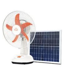 D Light Fan D Light Sf20 Solar Fan