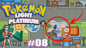 Pokemon Light Platinum Team Steam