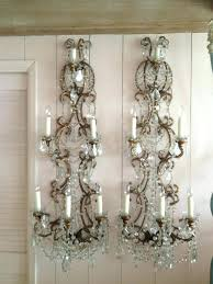 crystal wall candle holder sconce big beaded sconces elegant wall candle sconces with crystals crystal wall crystal wall candle holder