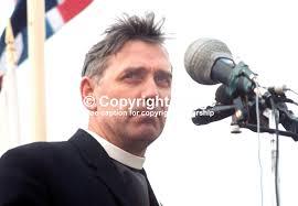Rev Robert Dickinson aka Rev Bertie Dickinson Londonderry ...