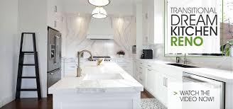 aya transitional dream kitchen reno