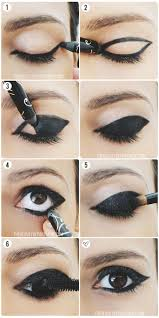 party makeup for brown eyes