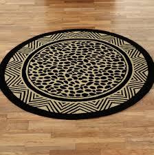 round rugs uk