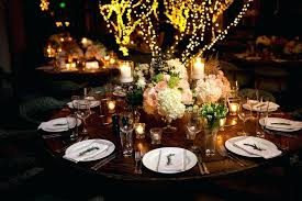 round table centerpiece rustic wood wedding decor centerpieces for c
