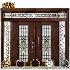 Lowes Wrought Iron Aluminum Front Door Designs Indian Houses