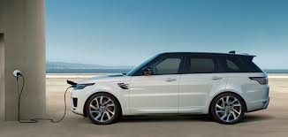 2019 Land Rover Range Rover Sport P400e plug-in hybrid first look